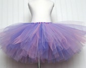 SUGAR PLUM CUPCAKE 2 Tutu -pink and purple- Dessert Collection by Whimsy Pie - Made to Order, tutus for children