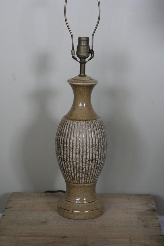 vintage mid century modern lamp