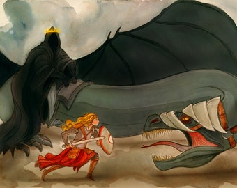 Lord of the Rings Eowyn