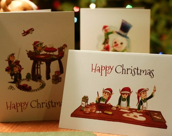 Happy Christmas Card Collection