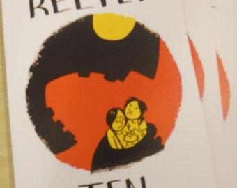 Tragic Relief no. 10 Minicomic