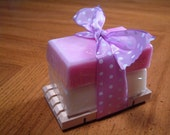 Goats Milk Soap The Perfect Little Gift Lilacs and Cream