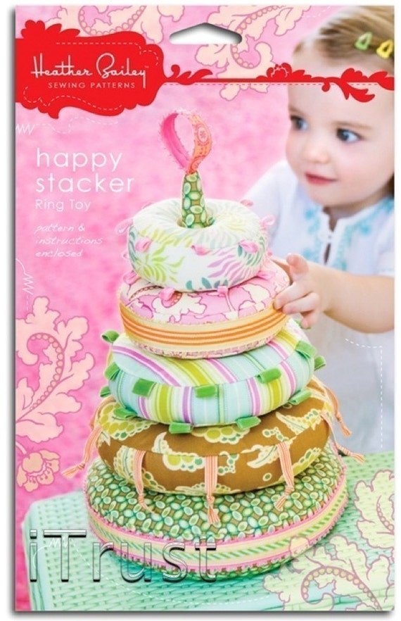 Ring Stacker Soft Toy