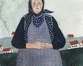 babushka (print)
