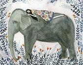 elephant dream (print)
