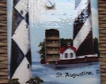 Lighthouse Single Toggle Light Switch Cover Plate
