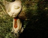 Kitty Cat Spirit Statue
