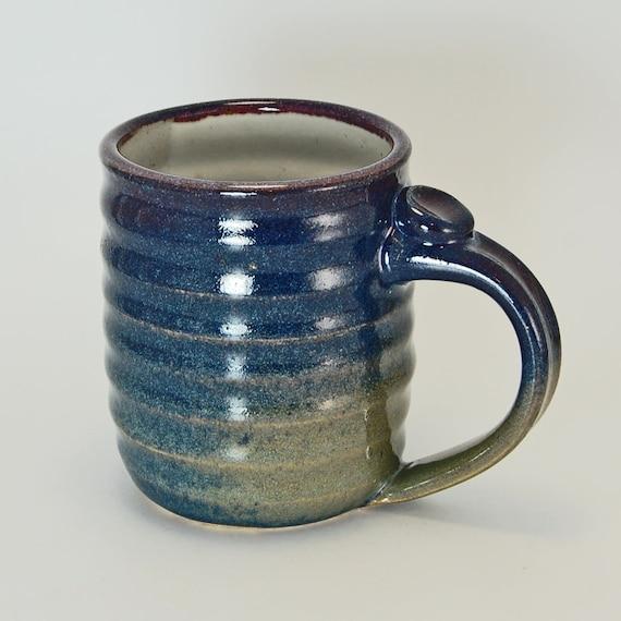 Handmade Mug Pottery Mug Ceramic Mug Stoneware Mug