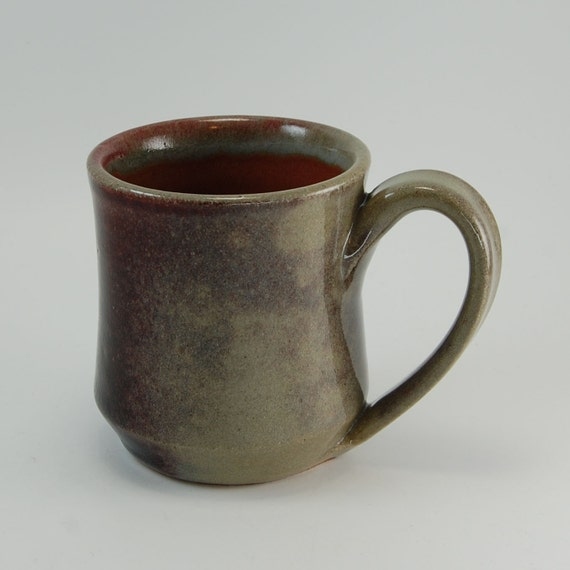 Handmade Mug - Pottery Mug - Ceramic Mug - Stoneware Mug - Coffee Mug