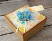 Baby Boy Gift Box by dgpaperart