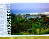Postcards, Photography, Landscapes, Peninsula, Africa, Lush, Liberian landscape in Grand Cape Mount County