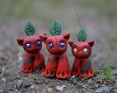 Red Pygmy Curiosities No. 168, 169, & 170