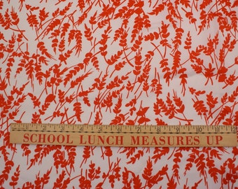 Vintage Wheat Fabric
