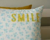 Smile - Pillow Cover