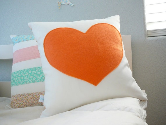 With Love - Pillow Cover for Charity -