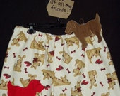 Playful Puppy Boxers Size ML/Buy 1 Get 1