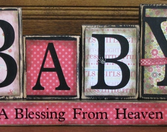 Baby-A Blessing From Heaven (Baby Girl)