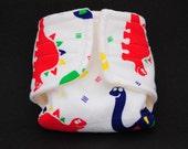 Pretend Diaper - Dinosaur - Size Small