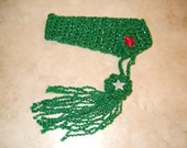 Christmas Crochet Neck  Warmer