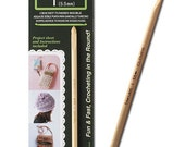 Clover Size H Double Ended Tunisian Crochet Hook Part No. 1306/H