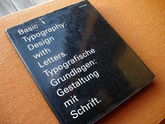 Basic Typography by Ruedi Ruegg