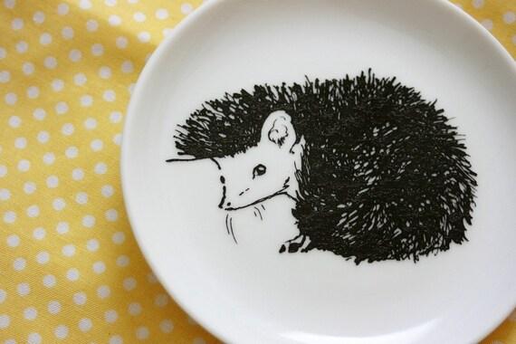 SINGLE Hedgehog Saucer