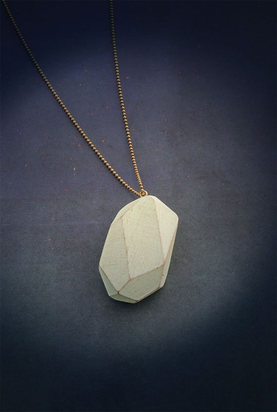 N.1 - AETHER / Materia Prima Necklace / RESERVED for Lian