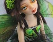 OOAK Fairy Lily - Flower Garden FAIRY