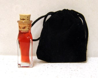 Rose Perfume    3ml Square Bottle   Organic