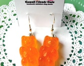 Gummie Bear Earrings FREE SHIPPING