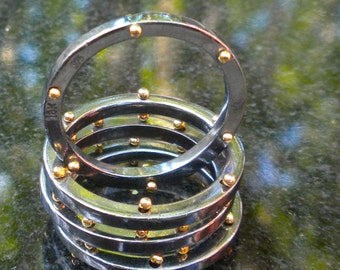 Stackable Nautical Rings