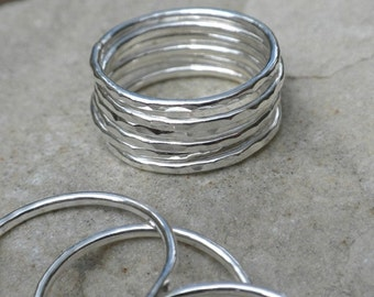 Mini Stackable Rings