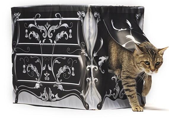 le dresser by kattysaks the kitty litter cover. Black Bedroom Furniture Sets. Home Design Ideas