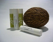 All Natural Coconut Cream Pie Lip Balm - 0.15 oz (natural and organic ingredients)