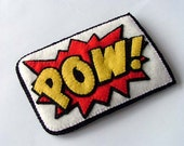 POW Comic Book Super Hero mobile phone case cover