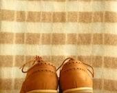 Oxford Brogue Heels s7.5