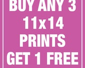 PROMOTION from KeepCalmShop-Buy any 3 11x14's and get 1 FREE of equal or lesser value