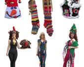 9 Holiday Knitting Patterns - Catirina Bonet Designs