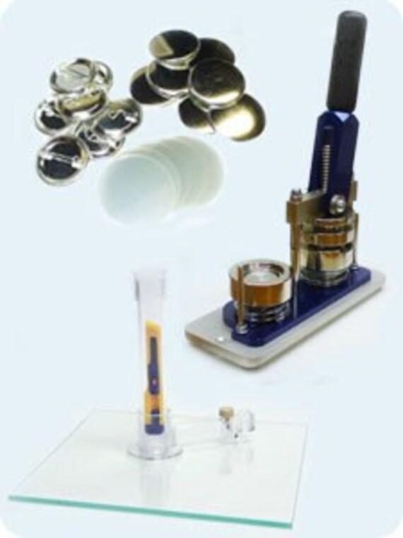 1.5 Inch Button Maker Machine - Professional Starter Kit