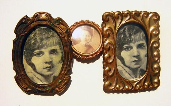 Lot of Vintage Pocket Frames
