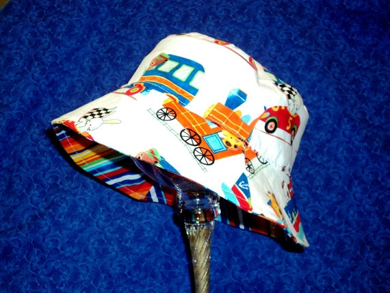 Toddler Bucket Hat On The Go