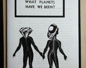 What Planets have we been - A dream journal from August 2003- December 2010