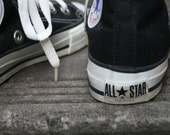 CLASSIC CHUCKS - Made in the USA Vintage Converse All Stars - 6 Mens / 8 Womens