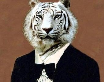 Timeless Tiger  - 5 X 7 Fine  Art Print