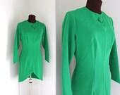 40% OFF SALE 1960s Dress / Mod Dress / Go Go Dress (s)