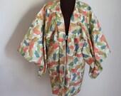 40% OFF SALE Vintage Kimono / Haori / Short Kimono Robe