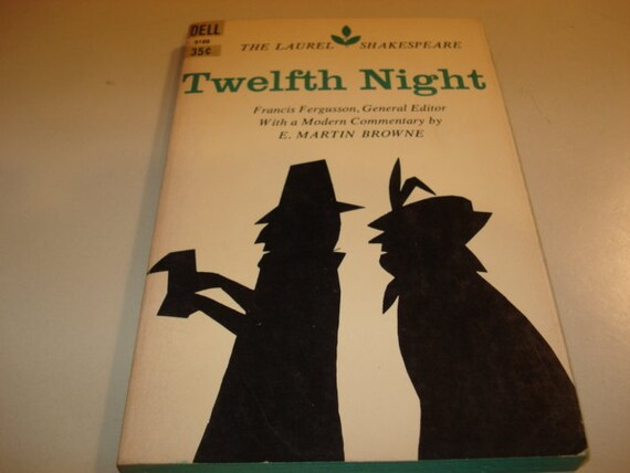 Twelfth Night A Shakespeare PlayVintage Pocket Book