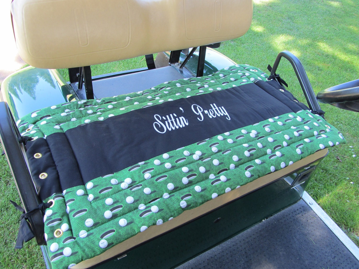 golf cart seat cover. Black Bedroom Furniture Sets. Home Design Ideas