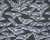 Scary Bats Mexican Free-Tail Bandana/Scarf