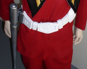 Char Aznable Sword Hilt UTILITY BELT Costume Prop